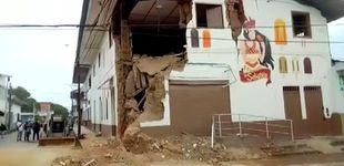 Post de Un muerto y 11 heridos tras un fuerte terremoto de 8,3 en Colombia y Perú