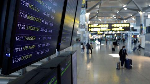Aena pide 700 M a la banca para llenar su caja en pleno desplome turístico
