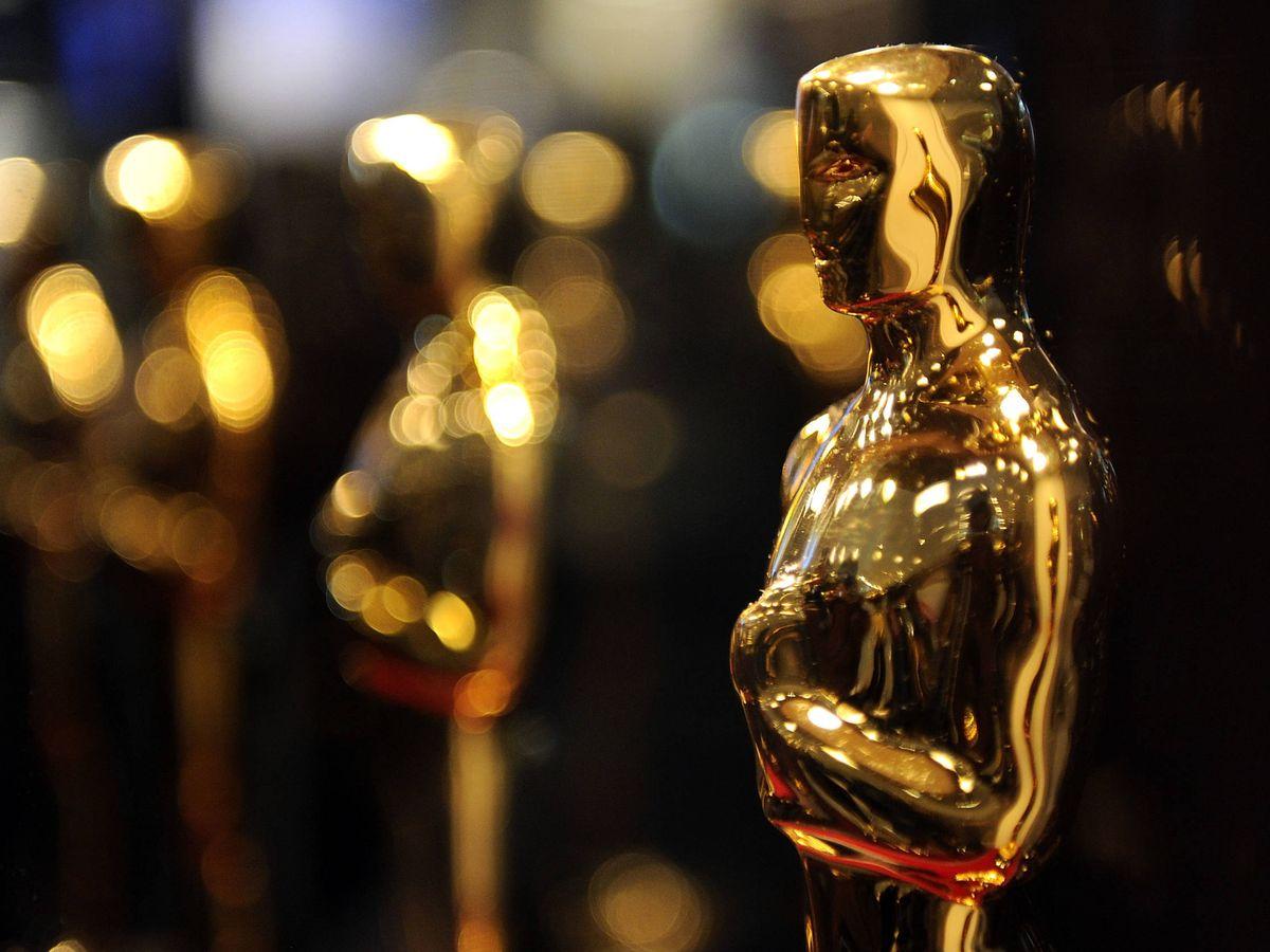 Foto: Las cotizadas estatuillas de los Oscar. (Getty)