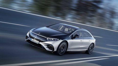 Mercedes EQS, desde agosto a la venta la berlina de lujo del futuro
