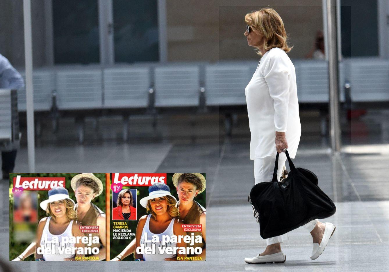 Foto: 'Sálvame' cierra filas en torno a María Teresa Campos: oculta su deuda con Hacienda