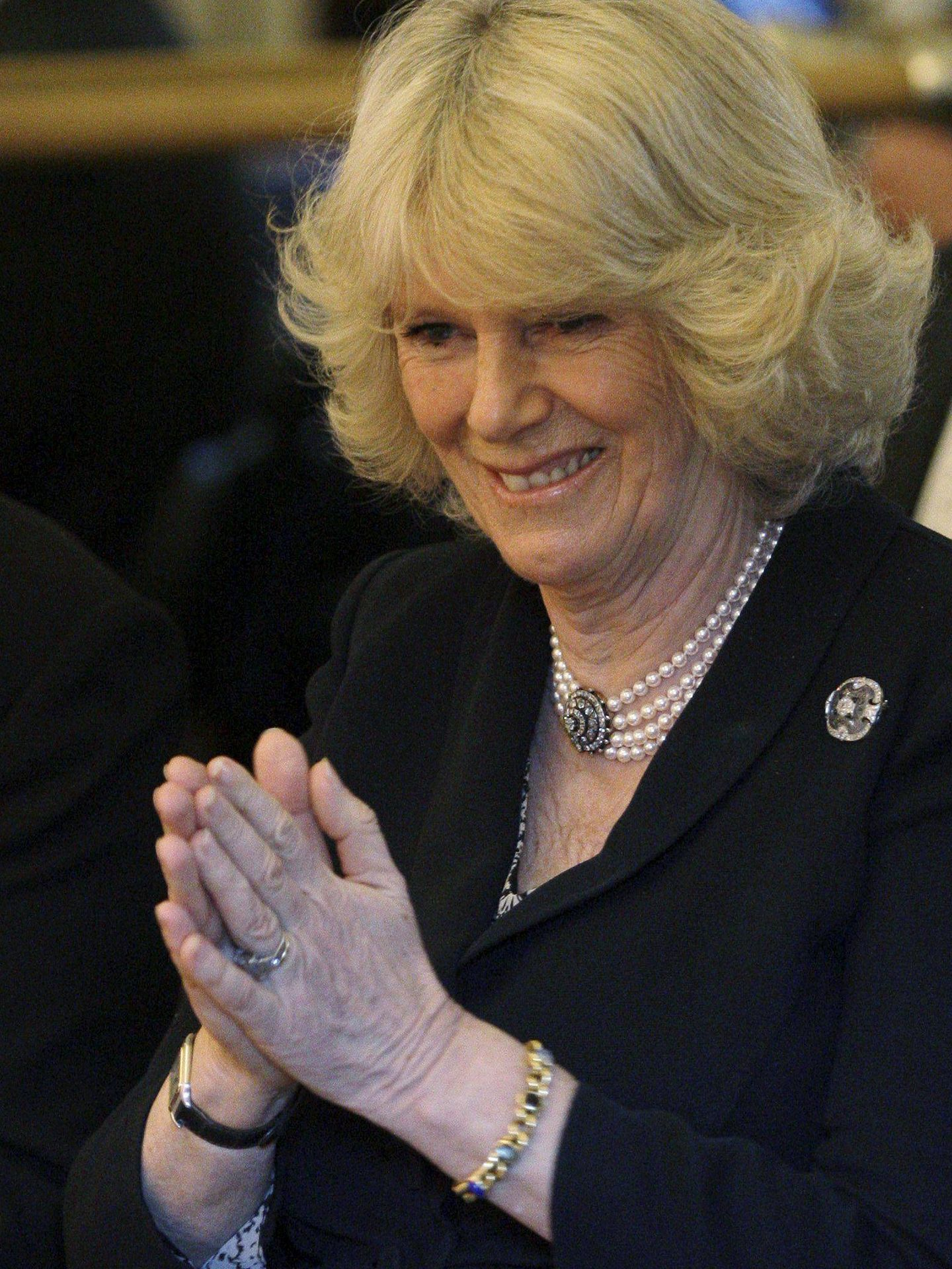 Camilla Parker, en una imagen de archivo. (EFE)