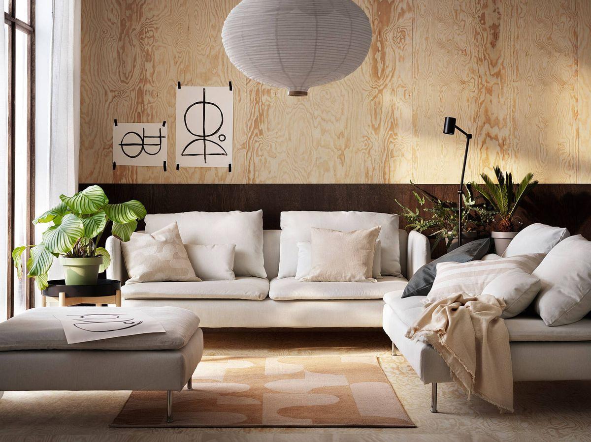 Foto: Fundas de cojín de verano en las novedades de Ikea. (Cortesía)