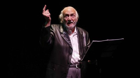Héctor Alterio 'interpreta' al poeta León Felipe
