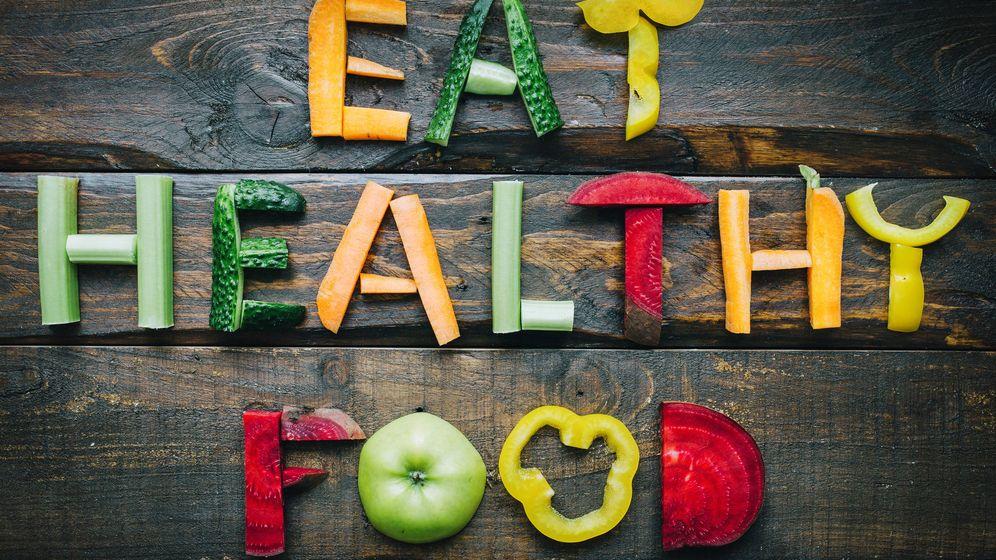 Foto: Dietas basadas en los alimentos vegetales. (iStock)