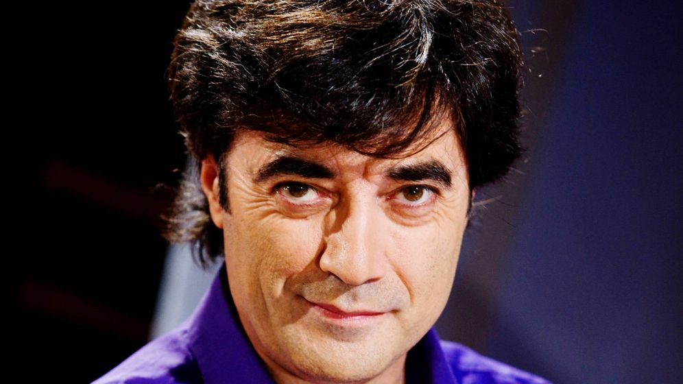 Foto: Tomás Fernando Flores, candidato a la presidencia de RTVE. (EFE)