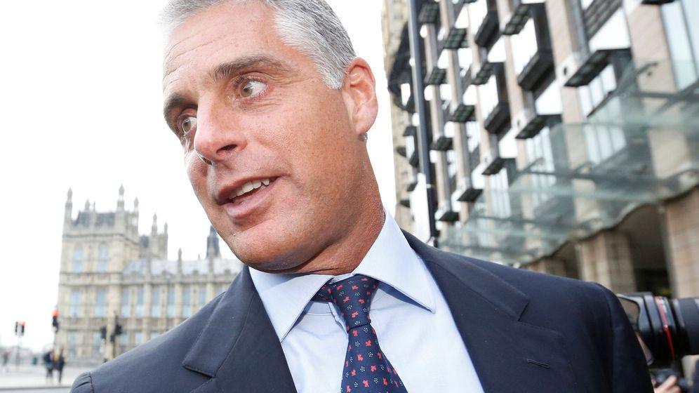 Foto: El banquero italiano Andrea Orcel en una foto de archivo. (Reuters)