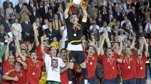 Euro '08: Nace la leyenda de España tras superar la maldición de los cuartos