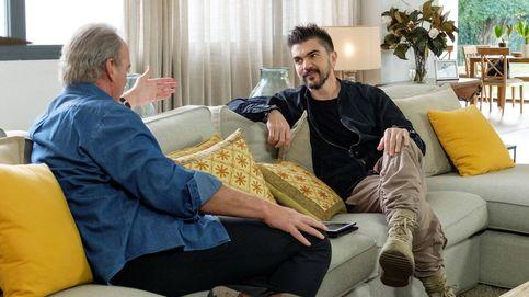 Juanes y Bertín: miserias, una infancia recluida y la muerte de su padre