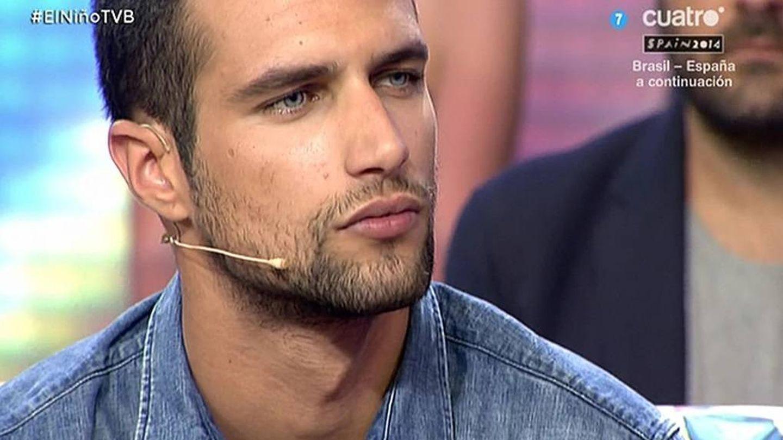 Jesús Castro. (Mediaset)