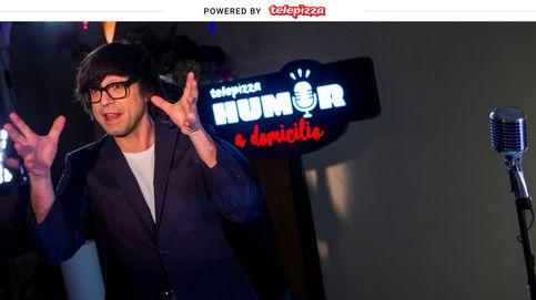 Luis Piedrahita protagoniza la nueva entrega de 'Humor a domicilio'