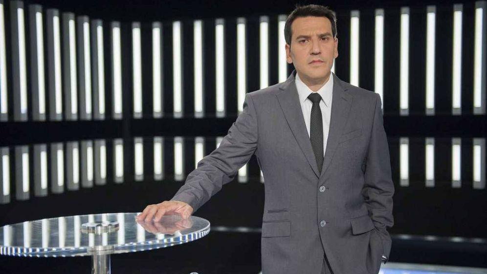 Foto: Quim Barnola será el moderador del primer debate de candidatos a la Generalitat. (RTVE)