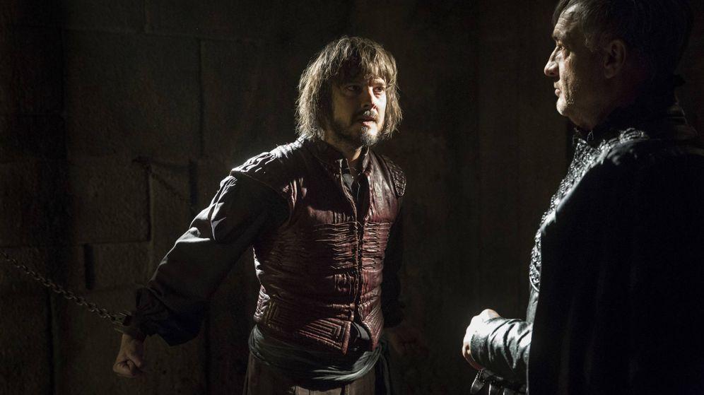Foto: Águila Roja, en una secuencia del penúltimo episodio de la serie.
