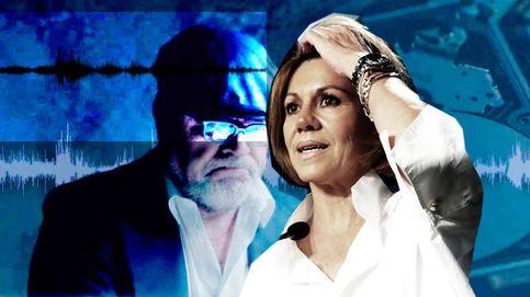 Las conversaciones de Cospedal y Villarejo, prescritas para la Justicia
