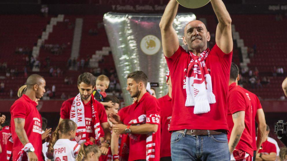 Monchi, el arquitecto del Sevilla, aterra al club con el anuncio de su adiós