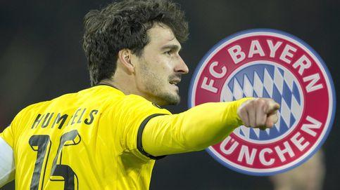 Hummels, otra estrella del Dortmund que quiere irse al Bayern de Múnich