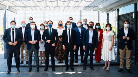 El PP cierra el curso político sin resolver el debate interno ni la crisis del PP vasco