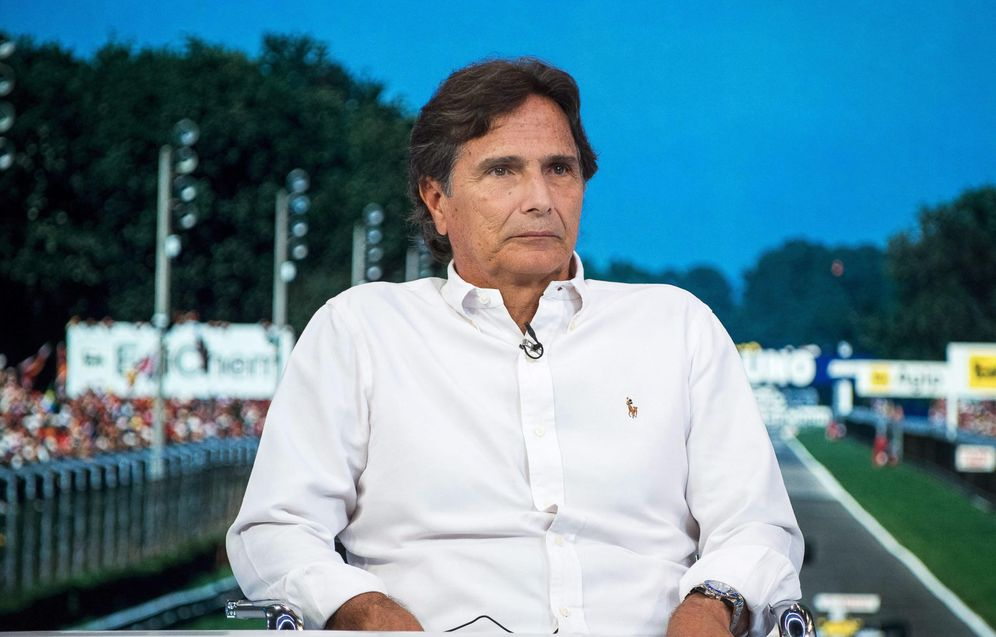 Foto: En la imagen, Nelson Piquet. (EFE)