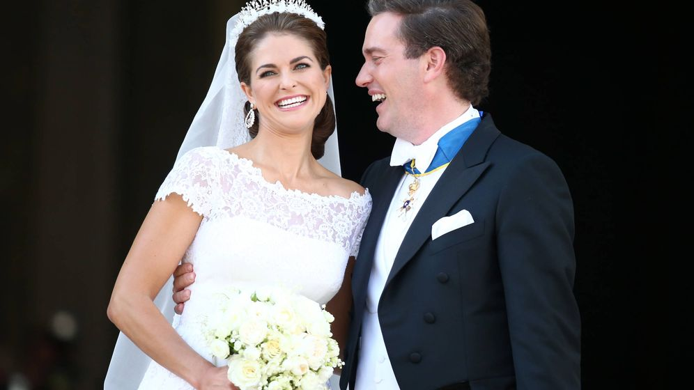 familia real de suecia: el momento de crisis que vivió magdalena de