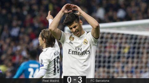 La catástrofe de un Real Madrid que hace un ridículo mayúsculo contra el Ajax