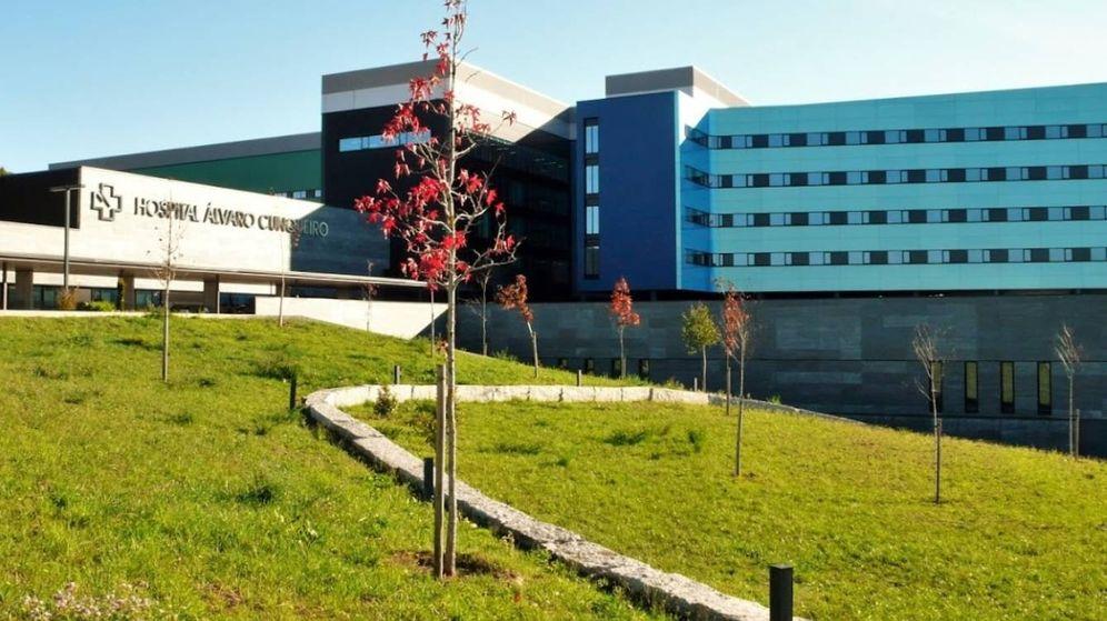 Foto: Hospital Álvaro Cunqueiro. (Google Maps)