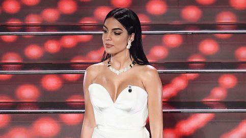Georgina Rodríguez huye del coronavirus en jet privado y con todos los lujos encima