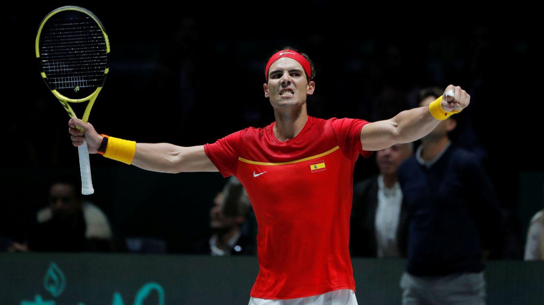 La ovación a Rafa Nadal y por qué su tenis le enseña el camino a España en la Davis
