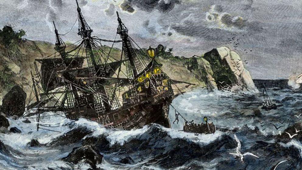 Encuentran posibles restos de la Santa María de Cristobal Colón