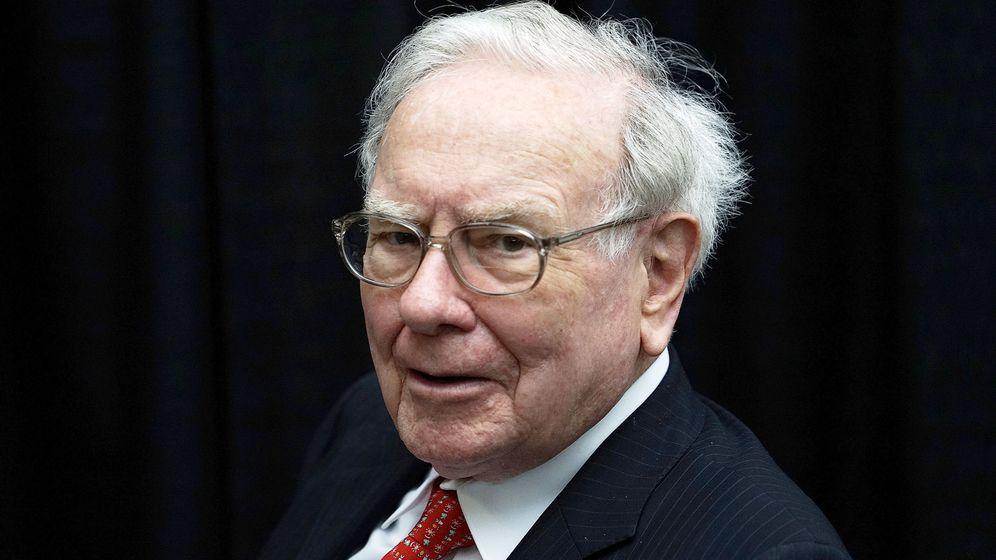 Foto: Warren Buffett. (Reuters)