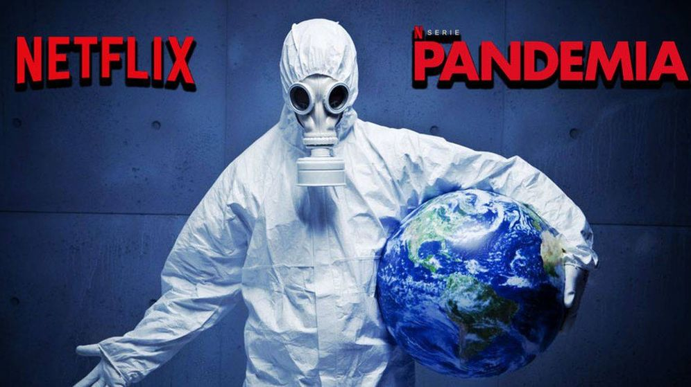 Foto: Imagen promocional de la docuserie 'Pandemic'. (Netflix)