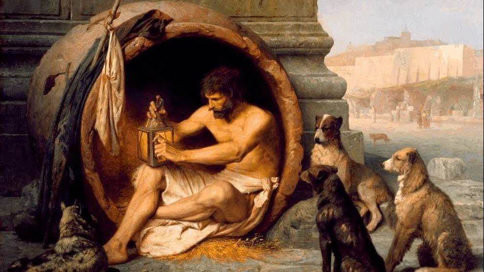 Los consejos para la vida de los grandes hombres griegos