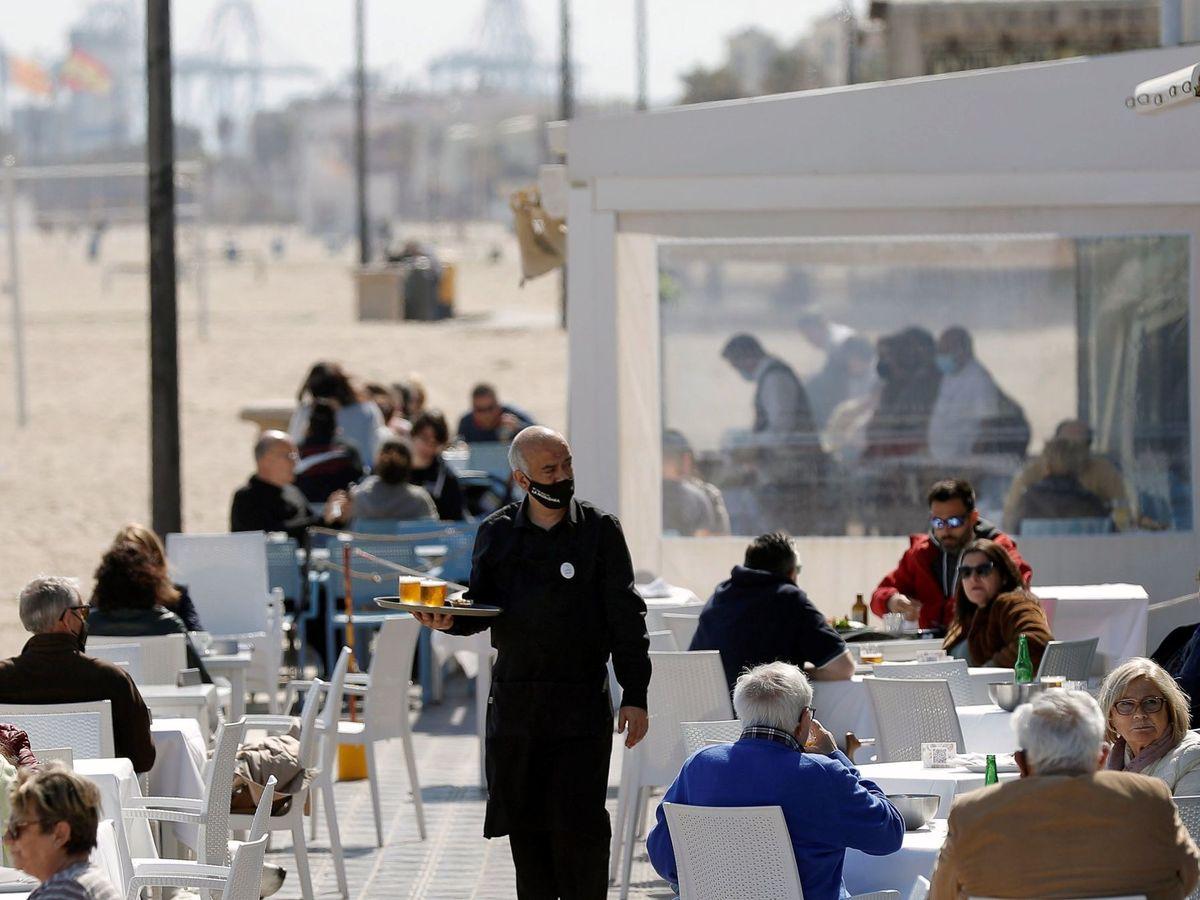 Foto: El turismo nacional impulsa la creación de empleo. (Efe)