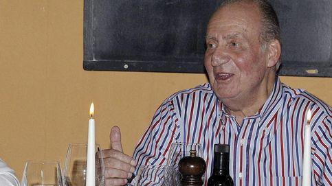 El Rey Juan Carlos suma dos estrellas a su guía Michelin