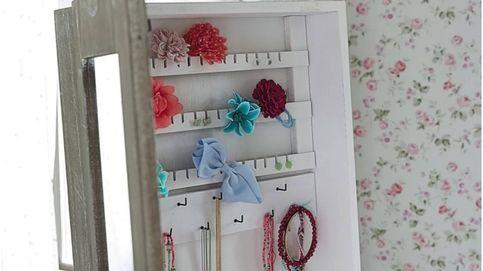 Estos espejos de Maisons du Monde son perfectos para decorar ¡y guardar tus cosas!