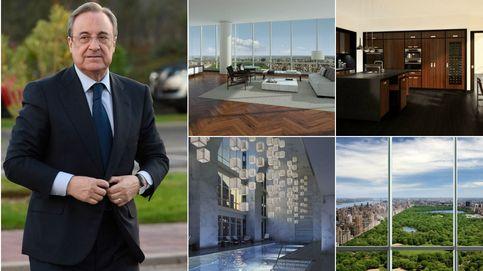 Florentino Pérez compra un ático en el edificio más lujoso de Nueva York