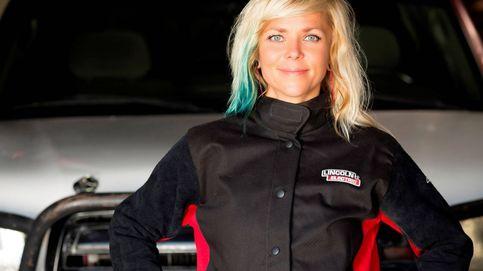 Muere la 'mujer cohete' Jessi Combs cuando intentaba batir el récord de velocidad