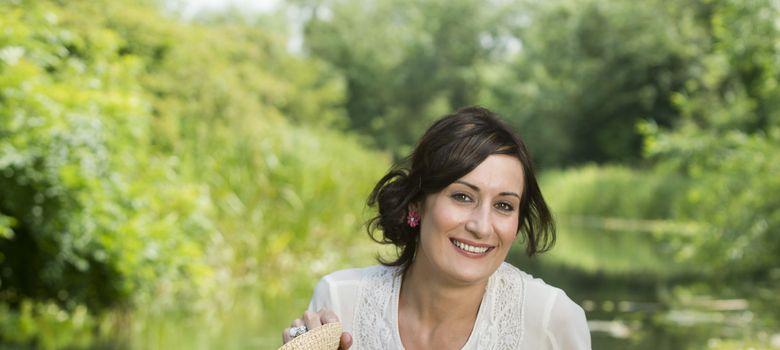 Foto: Jodi Ellen, autora de la trilogía Mi Hombre. (Adrian Sherratt)