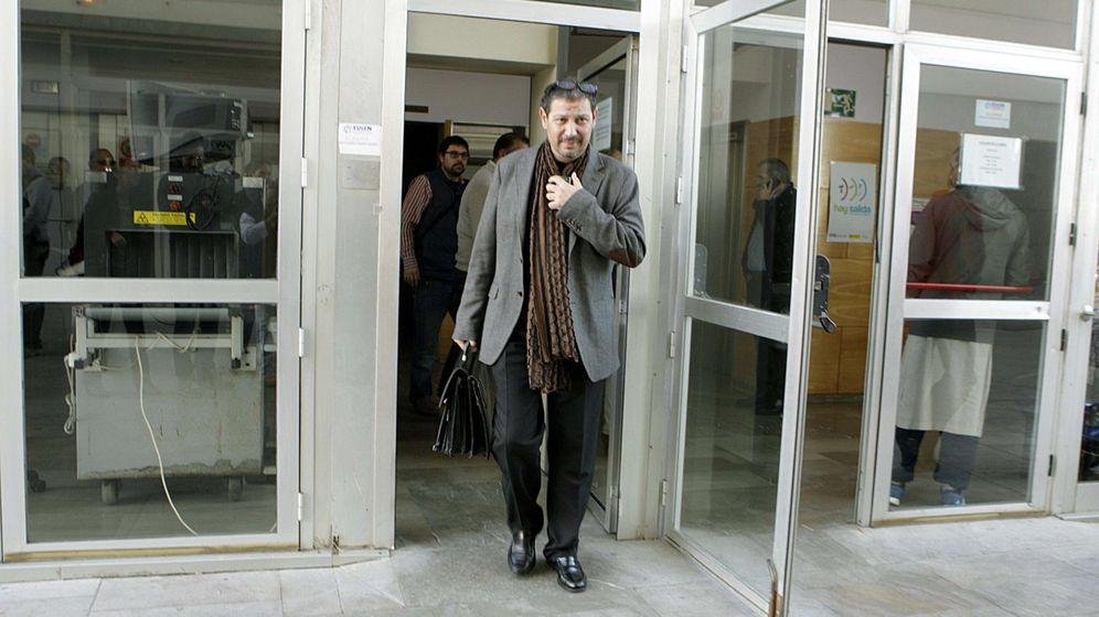 Foto: El presidente de Coalición por Melilla (CPM), Mustafa Aberchán (Efe)