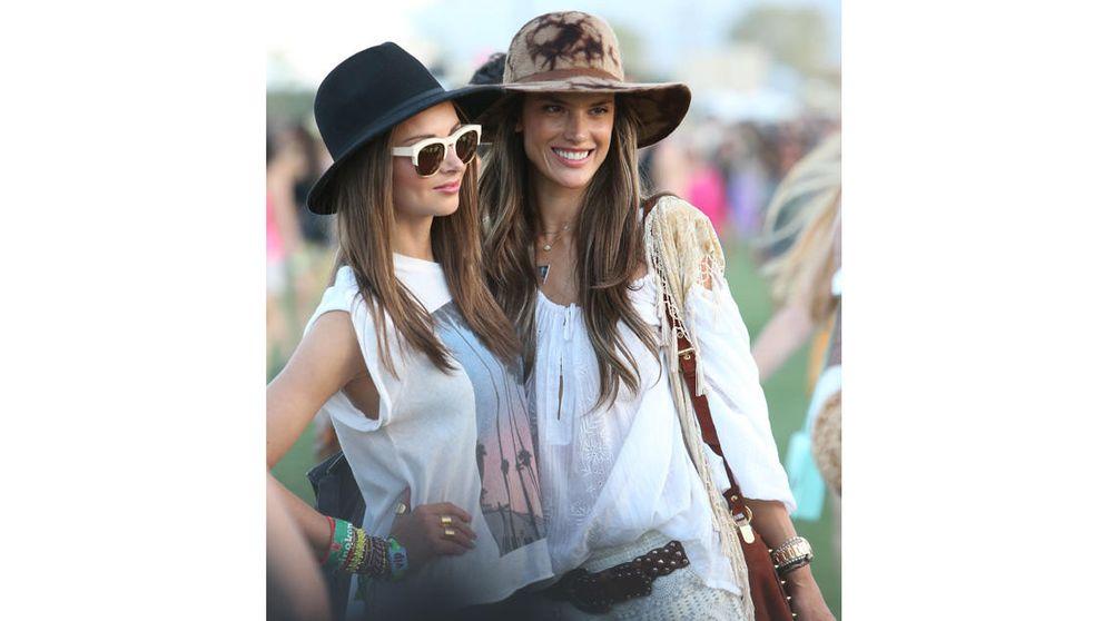 Los looks de Coachella, Glastonbury y Lollapalooza o cómo vestir para los grandes festivales de la temporada