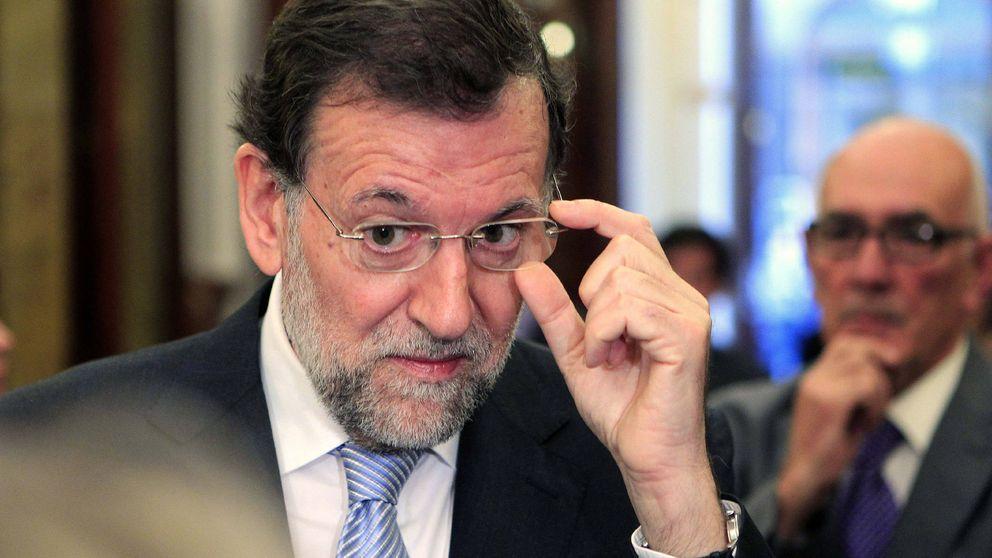Rajoy se reúne con los grandes empresarios del Ibex