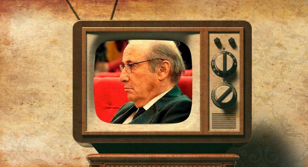 Foto: Francis Franco en un fotomontaje de Vanitatis.