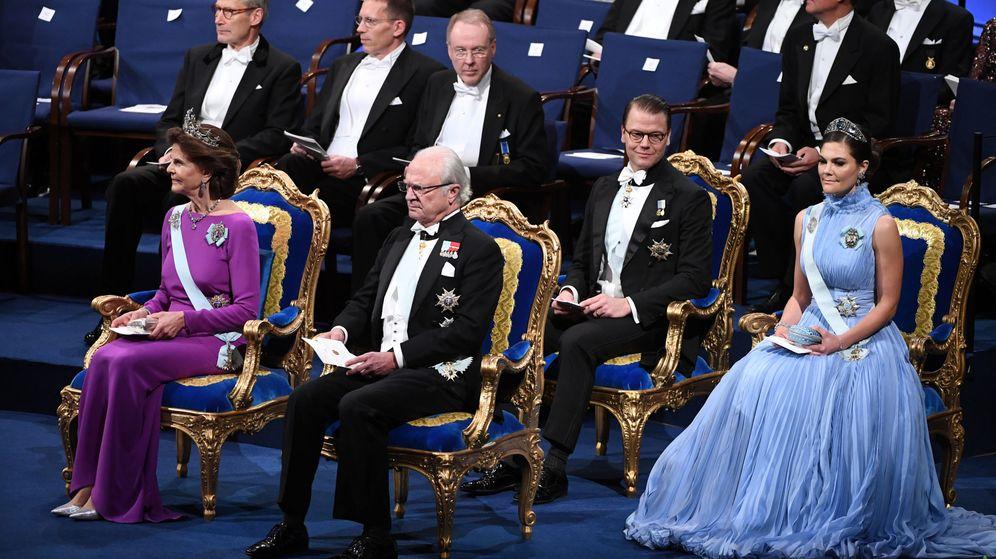Foto: Los Premios Nobel de 2017. (Reuters)