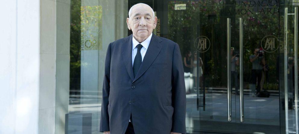 Foto: El presidente del Corte Inglés, Isidoro Álvarez (Efe)