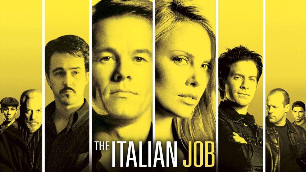 'The Italian Job' (13,9%) se impone al adiós de 'Hable con ellas' (11,9%)