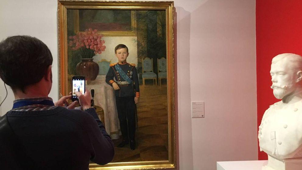 Los Romanov toman el Museo Ruso de Málaga a sangre y fuego