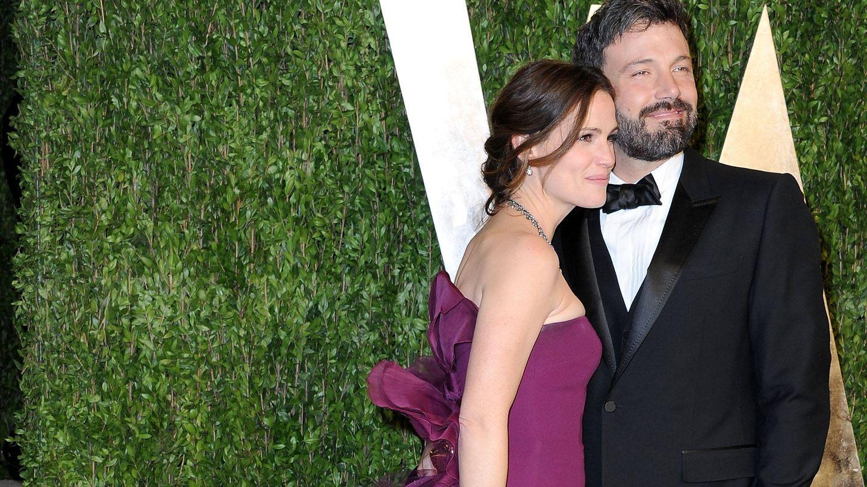 Jennifer Garner y Ben Affleck, en una foto de archivo. (Getty)