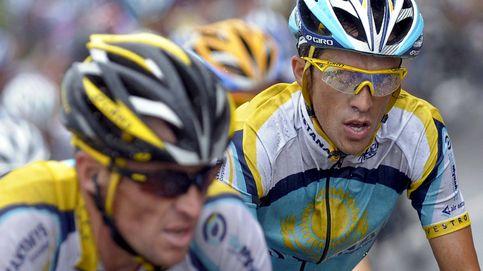 La tensión de Alberto Contador y el duelo a quemarropa contra Armstrong en el Tour
