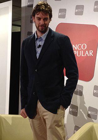 Foto: Pau Gasol: Ha sido mi temporada más complicada, pero he acabado a un buen nivel