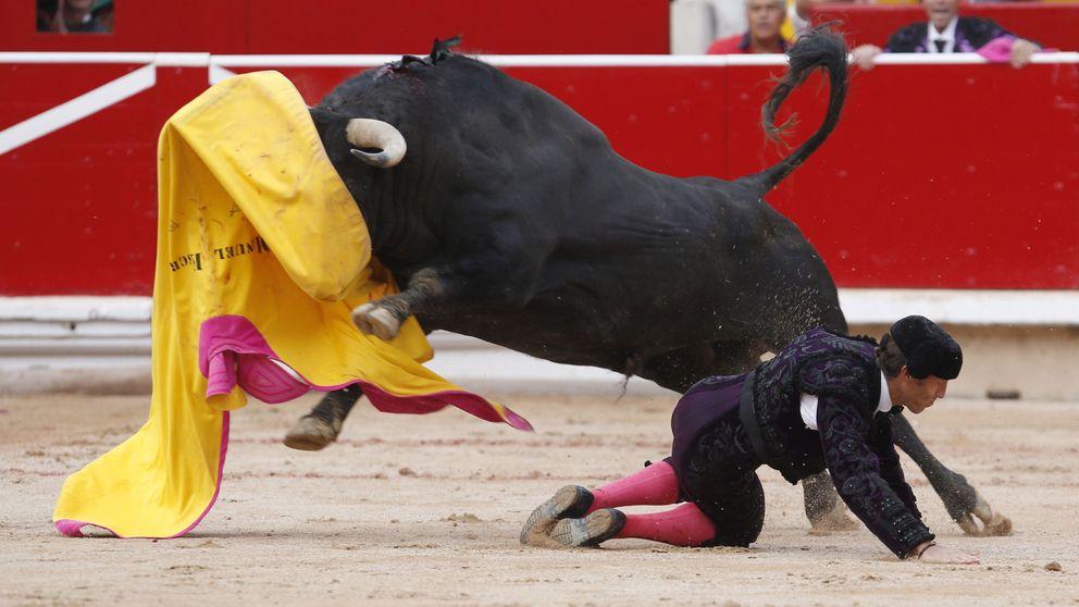 El alcalde de Pamplona abre las puertas a eliminar las corridas  en San Fermín