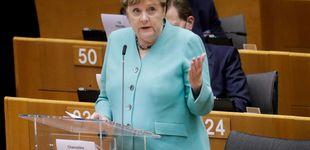 Post de Merkel: